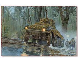 Roden 705 - Sd.Kfz.234/2 Puma (1/72) - 2824101175