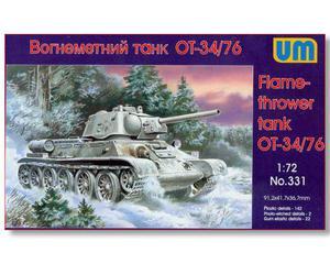 UM 331 - OT-34/76 (1943) (1/72) - 2824101266
