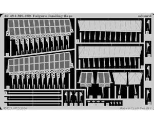 Eduard 48494 MC.202 Folgore flaps (Hasegawa 1/48) - 2824101700