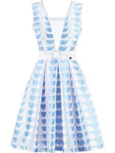 Sukienka damska Ewelin II, rozkloszowana kreacja na wesele. - 2847490122