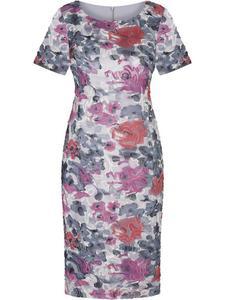 Sukienka z koronki Sewera I, wiosenna kreacja wizytowa. - 2847748450