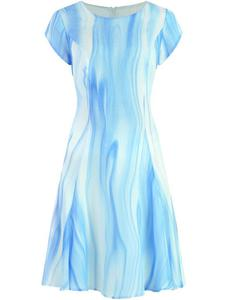 Sukienka damska Brenda I, zwiewna kreacja na wiosnę, lato.