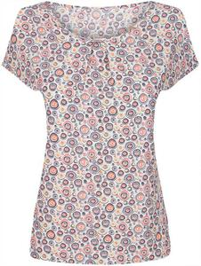 Letnia bluzka z tkaniny Kornela VI. - 2849227753