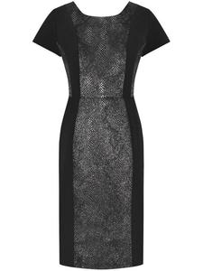Sukienka damska Bernarda I, wieczorowa kreacja w wyszczuplającym fasonie. - Bernarda I - 2824753830