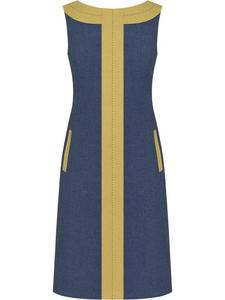 6f68865a9c Nowoczesna sukienka z lnu Florencja. - 2824753974