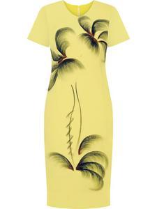 55397adcd3 Sklep  ryłko lniana sukienka z asymetrycznym wzorem