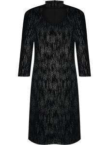 Zjawiskowa sukienka wieczorowa Tifany III, stylowa kreacja z efektownym dekoltem. - 2843378431