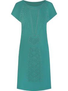 Sukienka z modną aplikacją Zygfryda I. - 2847021898