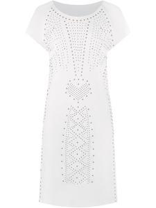 Sukienka z modną aplikacją Zygfryda II. - 2847021899