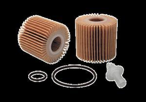 TOYOTA RAV4 IV 2.5 VVT-i 2012- zestaw filtrów (powietrza, oleju, kabiny) - 2833368116