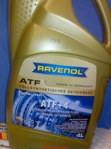 Olej RAVENOL ATF+4 Mopar ATF+4 ATF+3 OE 05103527EA - 05010124AA op.4l - 2833368866