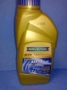 Olej RAVENOL ATF+4 Mopar ATF+4 ATF+3 OE 05103527EA - 05010124AA op.1l - 2833368868