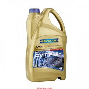 Olej do skrzyni biegów automatycznej ATF GM CVT RAVENOL Fluid CVT 4l Dodge Durango Hybrid 5.7 HEMI 2009- - 2833368890