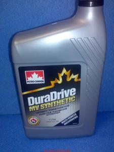 olej do skrzyni Dodge RAM 3500 4500 5500 6.7 2007-2012 ATF DURADRIVE MV Synthetic 1l AS68RC - 2833368892