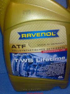 Olej Mopar AS68RC 05010124AA Ravenol ATF T-WS Lifetime 4l - 2833368893