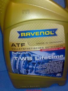Olej do automatycznej skrzyni biegów DODGE RAM 3500 RAM 4500 RAM 5500 6.7 2007-2012 ATF T-WS Lifetime 4l - 2833368894