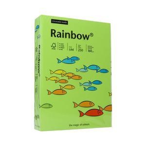 Papier ksero A4 Rainbow 80g jasno zielony 74 - 2858924244