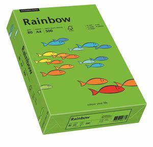 Papier ksero A4 Rainbow gruby A4 160g zielony 76 - 2858924264
