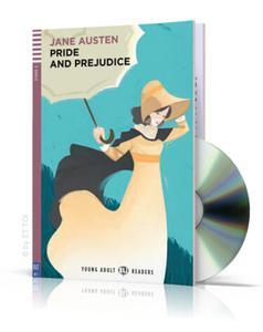 Pride and Prejudice + CD audio - 2827701863