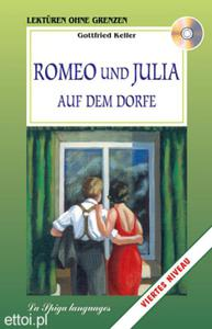 Romeo und Julia auf dem Dorfe + CD audio - 2827701886