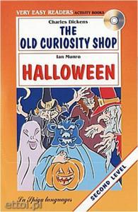The Old Curiosity Shop / Halloween + CD audio - 2827702248