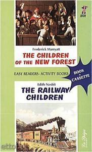 The Children of the New Forest / The Railway... - 2827702334