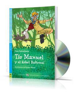 Tío Manuel y el árbol Bakonzi + CD audio - 2827702423
