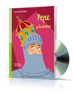 Pepe y la corona + CD audio - 2827702427