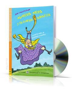 Abuelita Anita y la cuerda amarilla + CD... - 2827702578