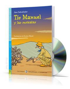 Tío Manuel y las suricatas + CD audio - 2827702661