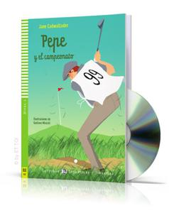 Pepe y el campeonato + CD audio - 2827702662