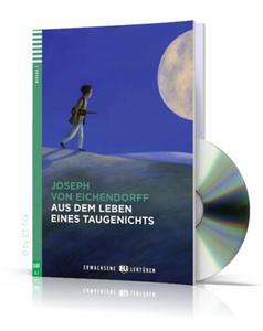 Aus dem Leben eines Taugenichts + CD audio - 2827702665