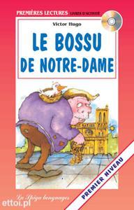 Le bossu de Notre-Dame + CD audio - 2827701001