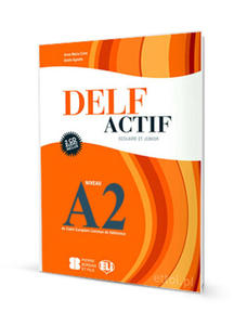 DELF Actif scolaire et junior - A2 + 2 CD... - 2827702726