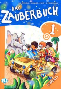 Das Zauberbuch 1 Lehrbuch + Audio-CD - 2827702770