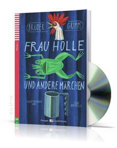 Frau Holle und andere Märchen + CD audio - 2827702810