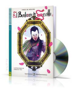 El Burlador de Sevilla + CD audio - 2827702848
