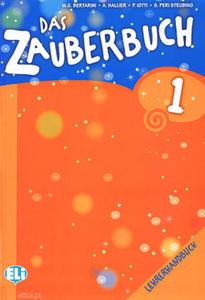 Das Zauberbuch 1 Lehrerhandbuch + 2 CD audio - 2827702886