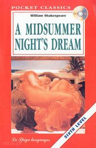 Midsummer Night's Dream (A) + CD audio - 2827703060