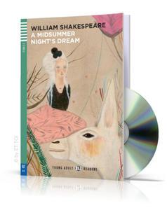 A Midsummer Night's Dream + CD audio - 2827703197