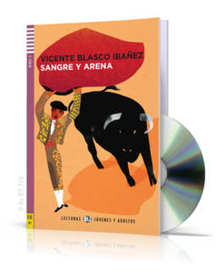 Sangre y arena + CD audio - 2827703221