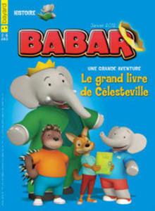 Babar - prenumerata na 1 rok (8 numerów + 4... - 2827703422