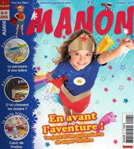 Manon - prenumerata na 1 rok (11 numerów) - 2827703437