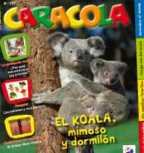 Caracola - język hiszpański - prenumerata... - 2827703448