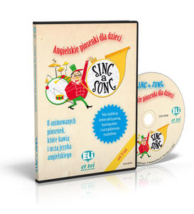 Sing a Song DVD-ROM - angielskie piosenki... - 2827703900