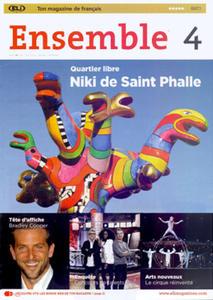 Ensemble - nr 4 - 2014/2015 + audio mp3 - 2827703929