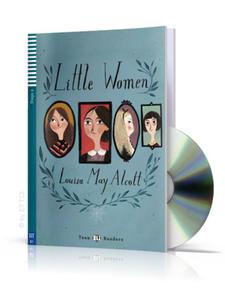Little Women + CD audio - 2827703975