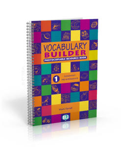 Vocabulary Builder 1 Photocopiable Resource... - 2827701350