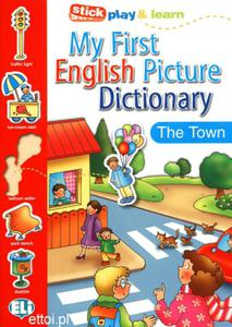 My First English Picture Dictionary - The... - 2827701362