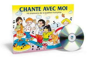 Chante avec moi + CD audio - 2827700894